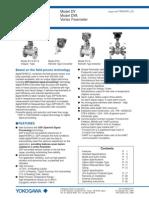 Flow Datasheet