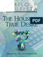 House of True Desire  by Cirilo F. Bautista