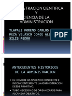 Admin is Trac Ion Cientifica y Ciencia de La Admin is Trac Ion