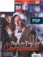 Doctor Who Magazine Issue 429