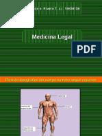 División topográfica del cuerpo humano ENDERSON