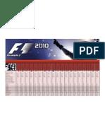 f1 2010 Car Setups