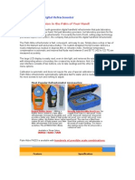 New Palm Abbe Digital Refractometer