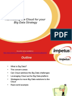 Harnessing the Cloud for your Big Data Strategy