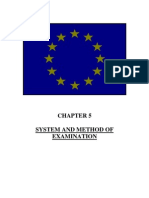 Good Practice Guide Ch 5 System and Method of Examination