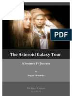 The Asteroid Galaxy Tour
