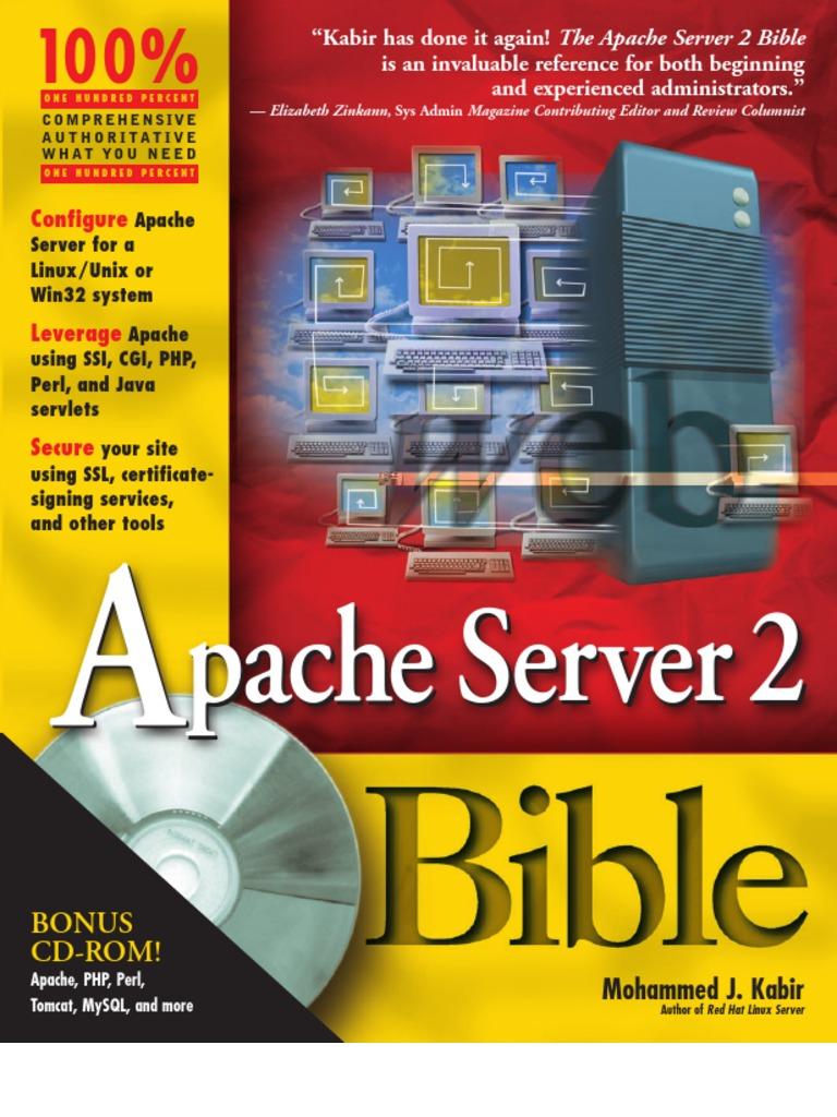 Apache Server 2 Bible | Apache Http Server | System Software