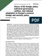 12_Guvernarea La Multiple Niveluri_Michael E. Smith_Multi-Ievei Governance