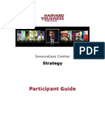 Strategy Participant Guide