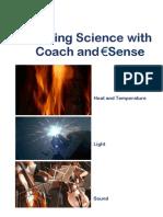 Explorando la ciencia con sensores y analisis de video