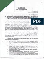 Appendix-II(A) Environmental Clearance
