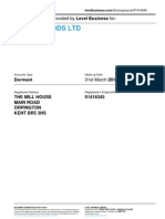 STAPLE FOODS LTD  | Company accounts from Level Business