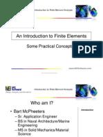 Basic FEM Webinar 2011