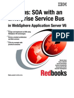 SOA With an Enterprise Service Bus in WebSphere Application Server V6