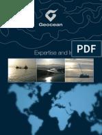 Brochure Geocean