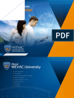 WECAC University Brochure