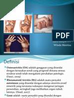 OSTEOARTRITIS (OA)