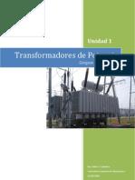 Transform Adores de Potencia - Grupos de Conexion