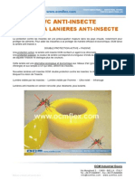 Rideaux a Lanieres Anti Insectes
