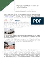 ADR, arrivo del primo A380 a Roma