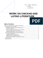 Please help with Chicano Studies essay?