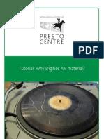Why Digitise V1.01