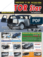REVISTA MOTORSTAR JUNIO 2011