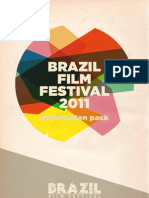 Brazil Film Festival 2011 - Prospectus