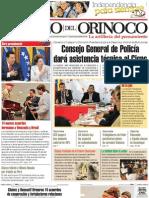 Correo del Orinoco martes 7 de junio de 2011