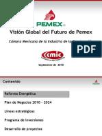 Visión Pemex 2010-2019
