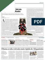 A vergonha da Sérvia e a prisão de Mladic