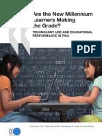 New Millennium Learners Making Grade Ocde