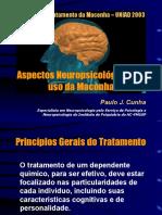 Aspectos Neuropsicológicos do Uso da Maconha