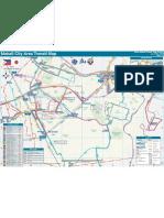 Makati City Transit Map2