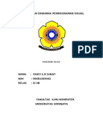 Sejarah Dan Dinamika Pemrograman Visual(1)
