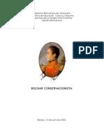 catedra bolivariana