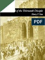 Legend Of The Thirteenth Disciple