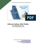 Sdlc Models eBook