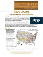 Drug Courts a Smart Approach to Criminal Justice