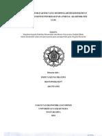 Analisis Faktor-faktor Yang Mempengaruhi Implementasi Sistem Informasi Pada Portal Akademik Feb Ugm