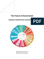 The Future of Government - Lessons Learned from around the World