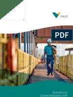 Relatorio Sustentabilidade Vale 2009