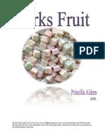 CKV Verslag 8 Turks Fruit