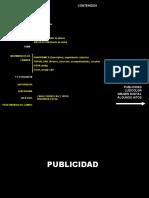 Cultura audiovisual general 3ª evaluación
