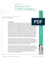 Self-Defense and the Limits of WMD Intelligence, by Matthew C. Waxman