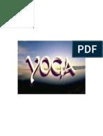 Yoga Mascot As