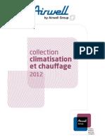 Catalogue 2011 Chauffage & climatisation