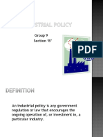 11796625 New Industrial Policy