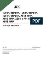 T654 Tech Ref