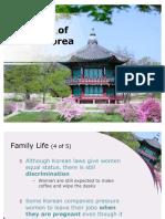 South Korea PowerPoint Content